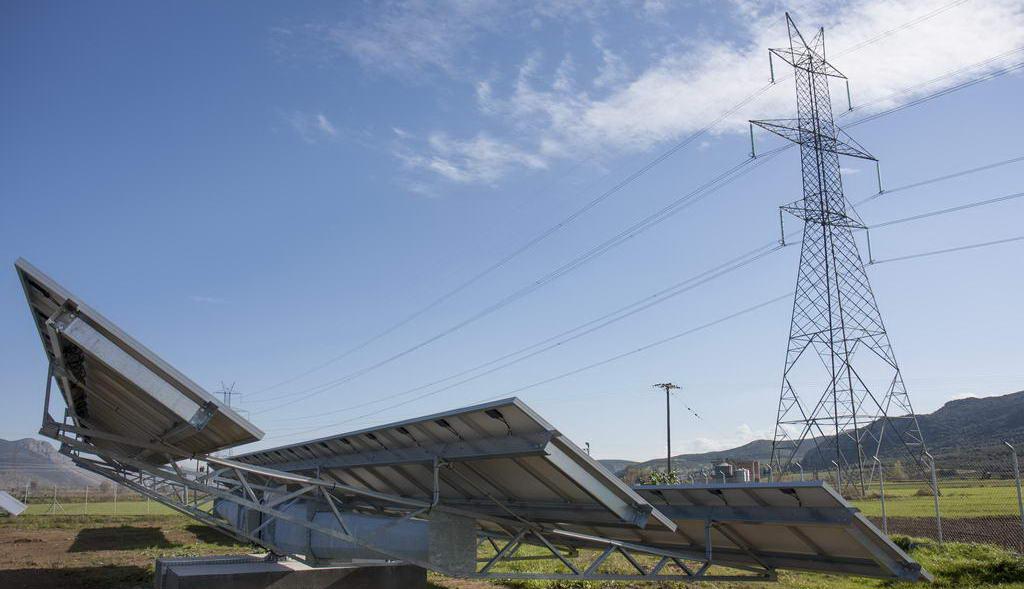 Φωτοβολταϊκός σταθμός 100 kWp στη Χαιρώνεια