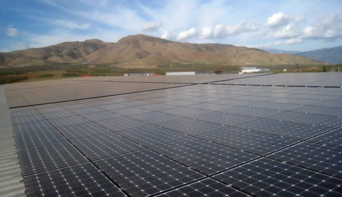 Φωτοβολταϊκός σταθμός 500 kWp στη Λάρισα