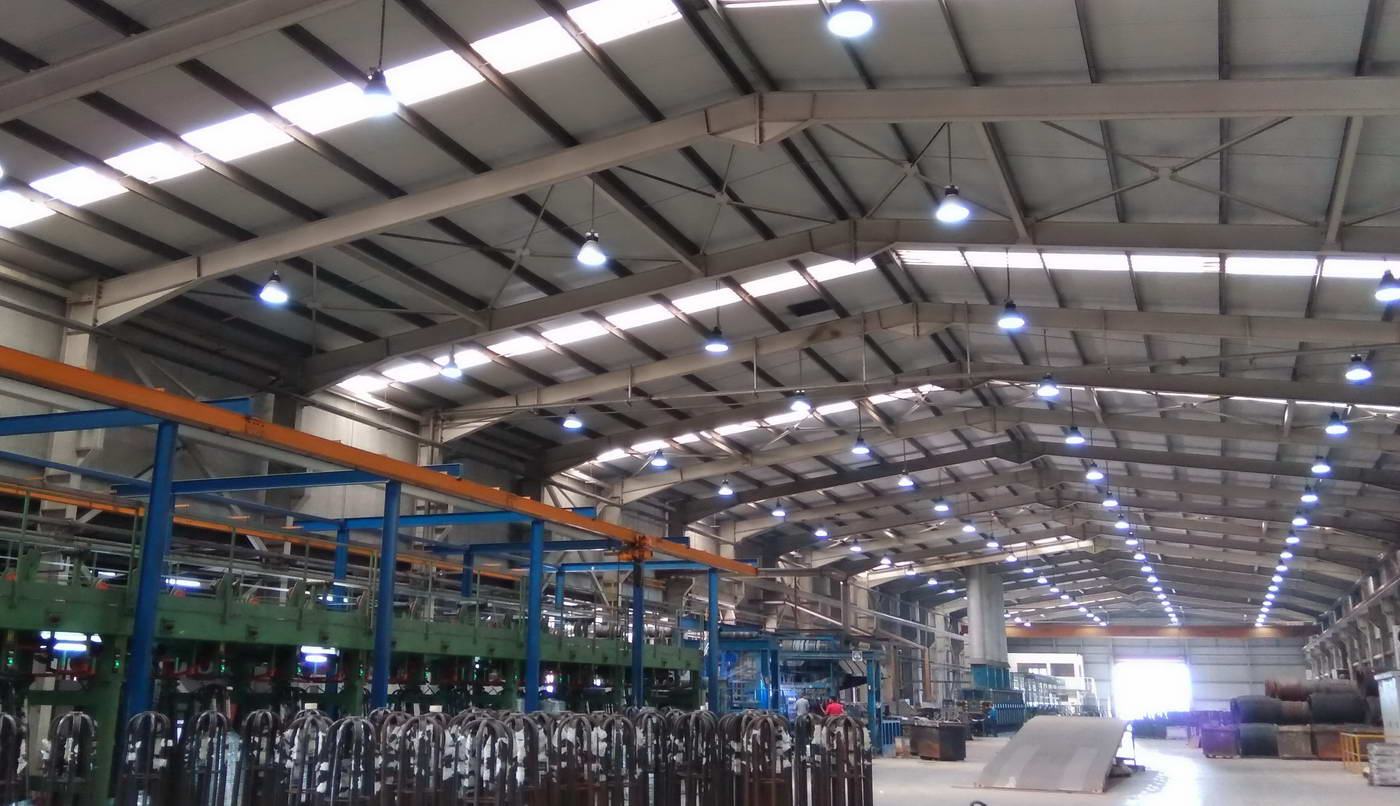 Φωτισμός LED – Βιομηχανία ΚΑΜΑΡΙΔΗΣ – GLOBAL WIRE